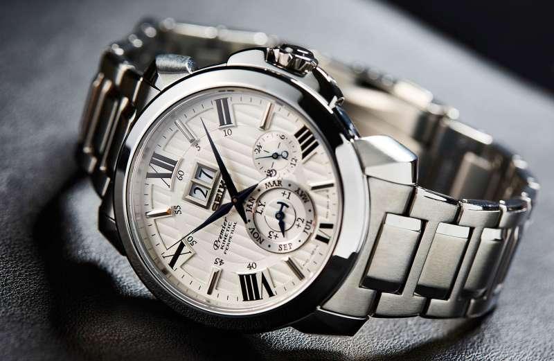 kinetik perpetual watch